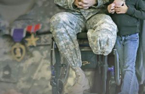 Financial Assistance for Wounded Warriors