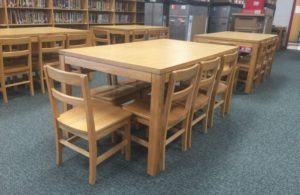 Grants for Library Furniture