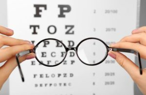 free glasses with eye exam free eye exam
